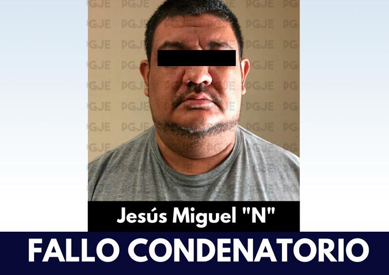 """Declarán culpable a Jesús """"N"""" por violación a menor en BCS"""