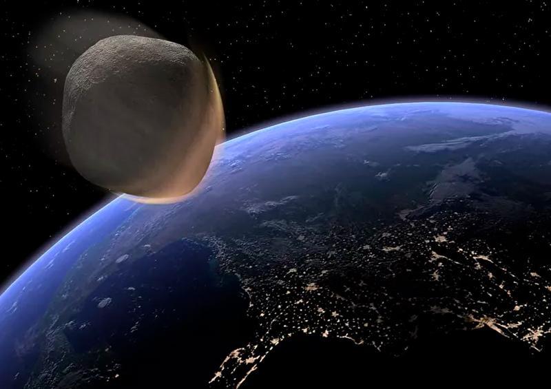 Asteroide pasará cerca de la tierra el 29 de Abril