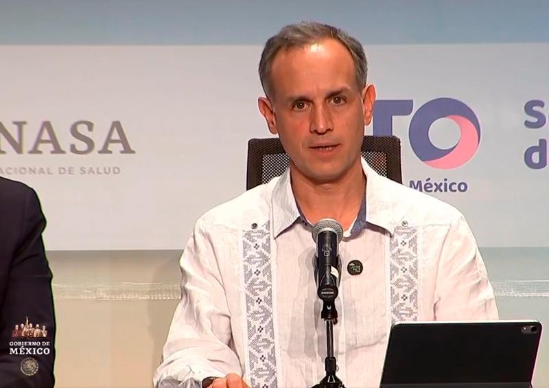 6 casos confirmados de coronavirus en México