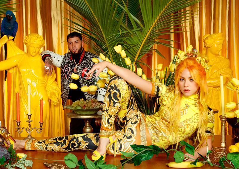 Nuevo video de Shakira y Anuel AA.