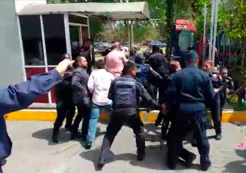 Investigarán posible abuso de autoridad en detención en IPN