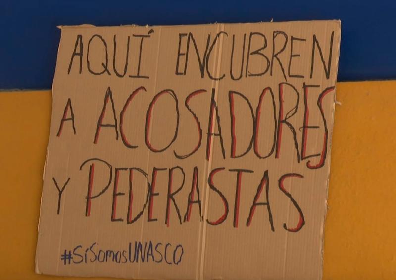 Se agudizan denuncias de acoso sexual en la prepa Morelos