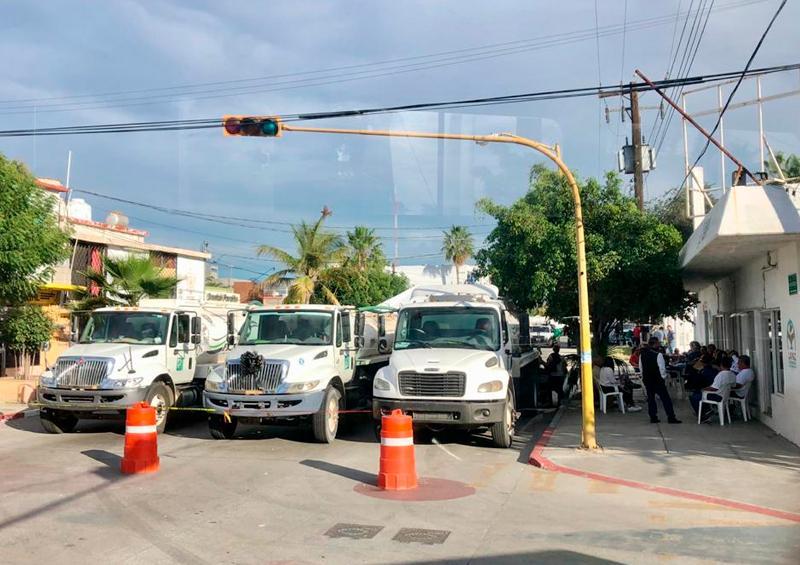 Más afectaciones por paro de burócratas en La Paz
