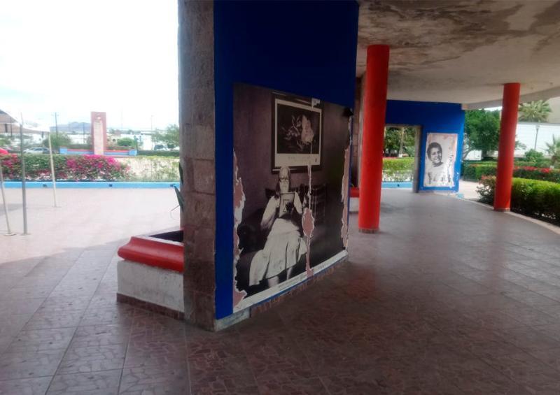 Exigen presencia de autoridades en Parque Revolución