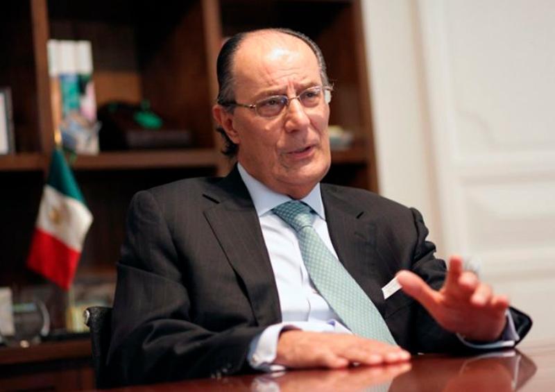 Positivo a coronavirus CEO de Bolsa Mexicana de Valores