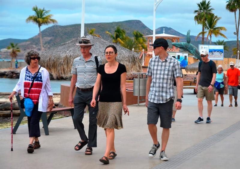 Realiza Setues encuesta sobre percepción del turismo en BCS
