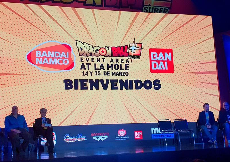 "Se inaugura ""Dragon Ball Experience"" en La Mole 2020"