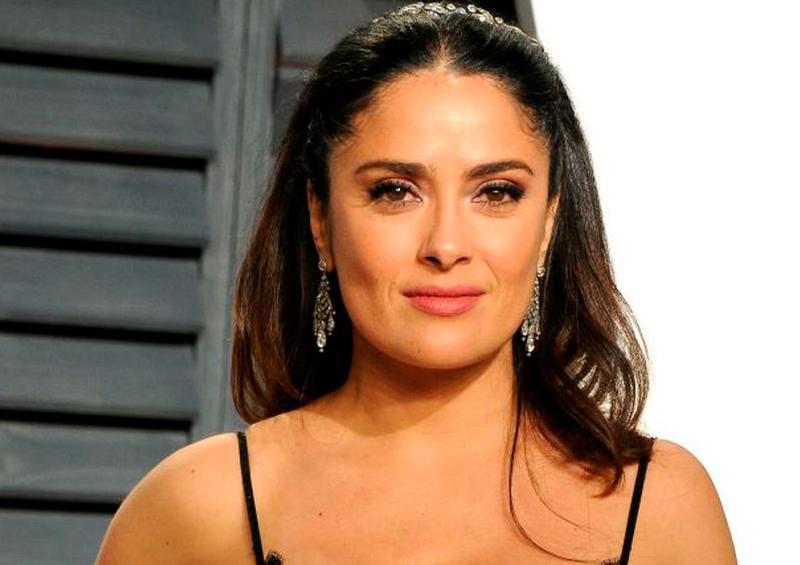 Salma Hayek comparte fragmento de nueva película