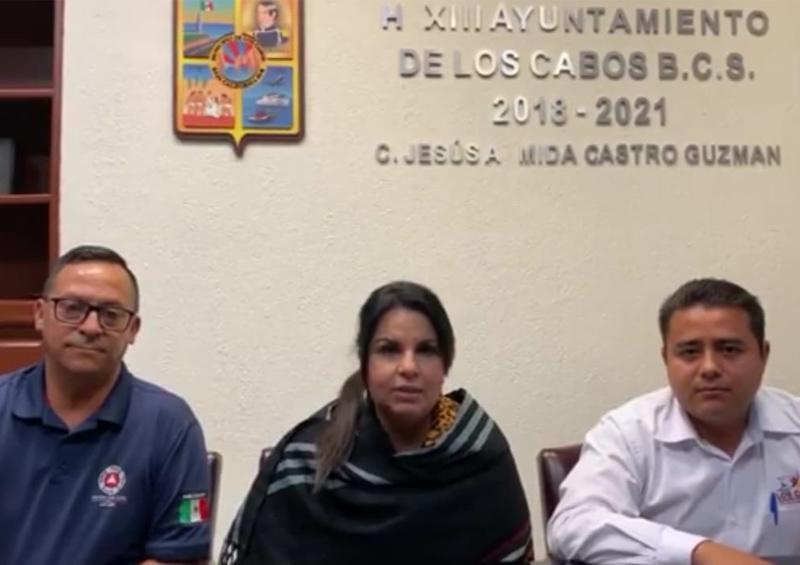 Suspenden Fiestas de San José del Cabo por Covid-19