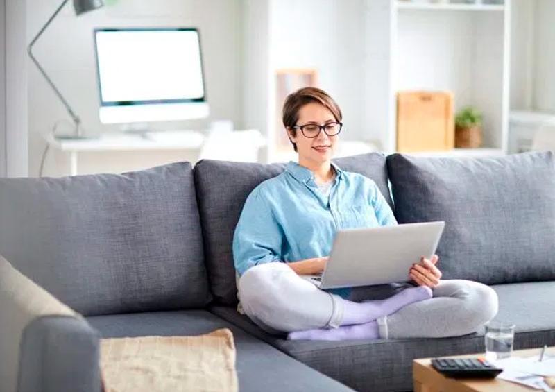 Reclusión en casa por pandemia dispara tráfico en internet