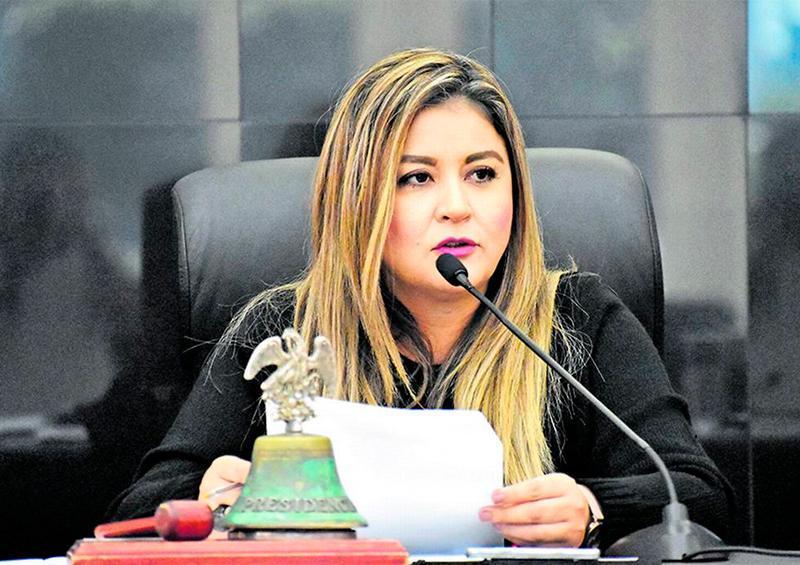 Reconoce Gobierno de BCS a Daniela Rubio como presidenta del Congreso