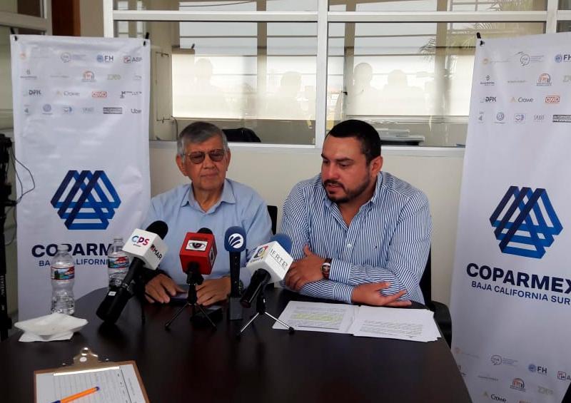 Estima Coparmex BCS pérdidas de 200 mdp en turismo