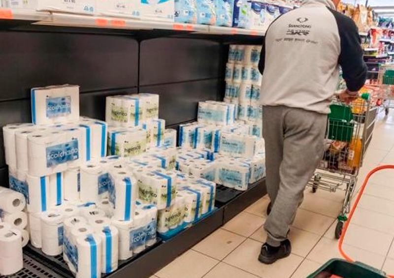 Papel higiénico hasta 400% más caro por COVID-19