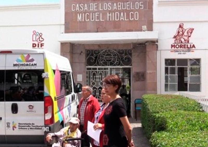 Aíslan a 35 ancianos en asilo de Morelia