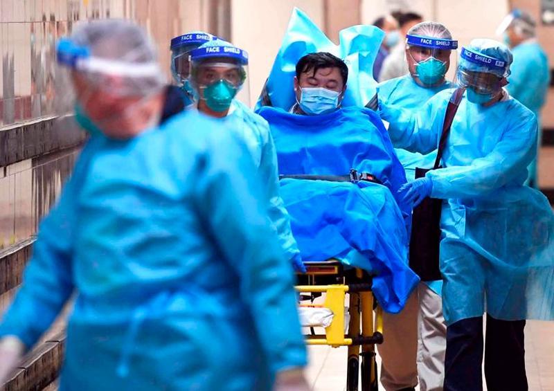 Aumentan a 9 mil 790 las muertes en el mundo por COVID-19