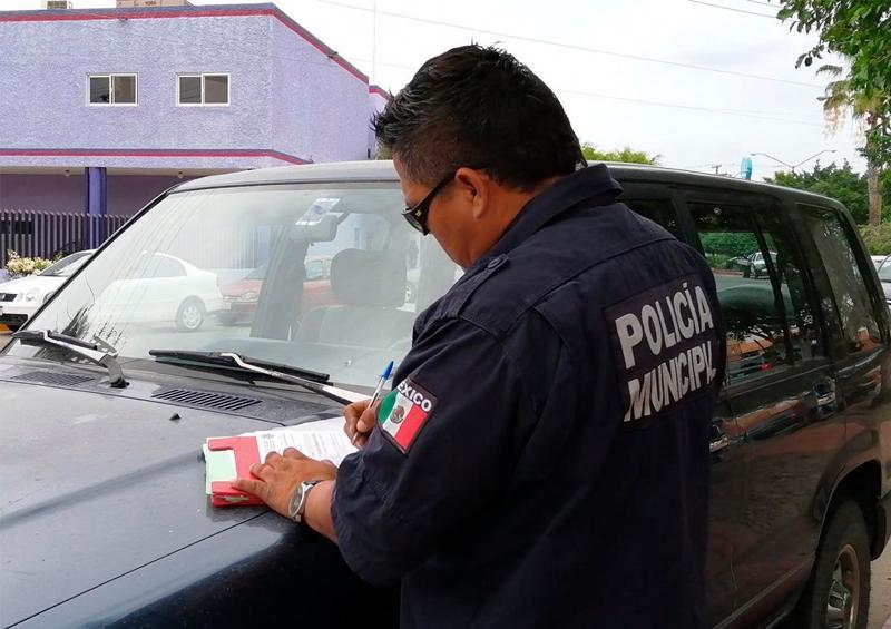 Se levantaron 14 infracciones en zona de Fidepaz