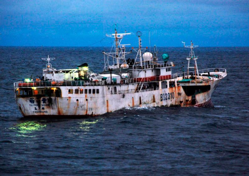 Denuncia Greenpeace prácticas ilegales en pesca asiática