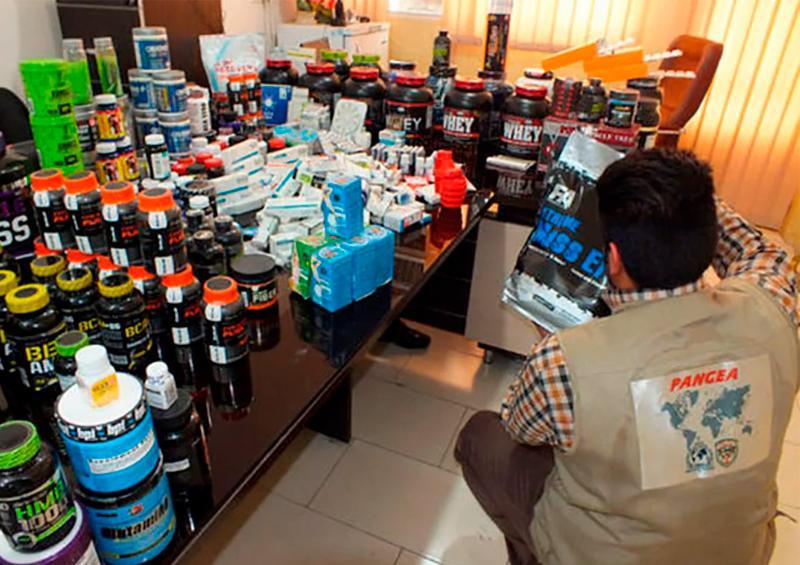 Alerta Interpol por venta de medicamentos falsos