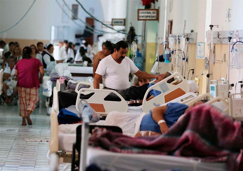 Recorta Congreso de CDMX presupuesto para apoyar a salud