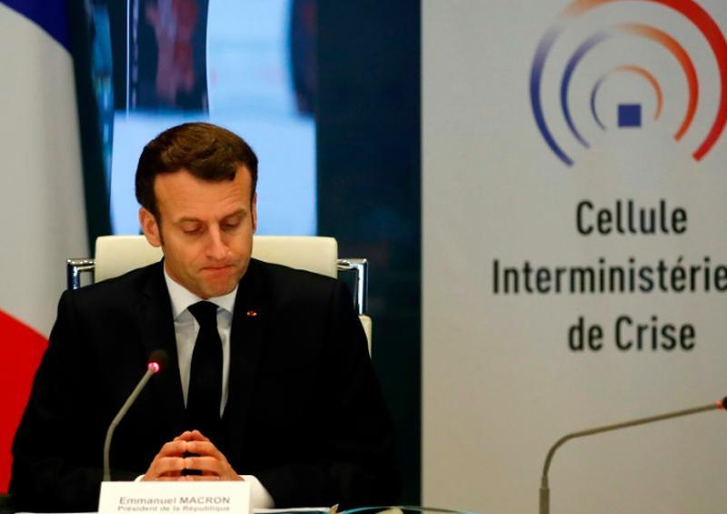 Francia contempla prolongar su período de confinamiento por el coronavirus