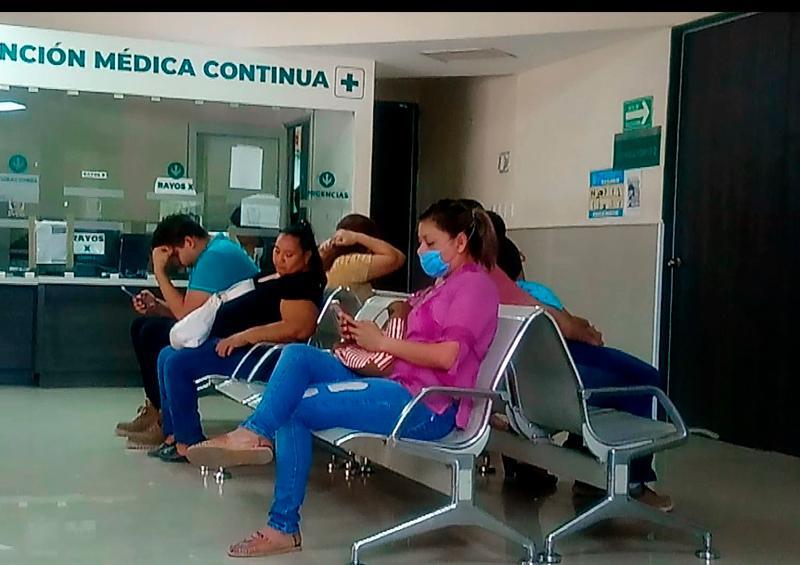 Están preparados los hospitales públicos y privados de BCS para atender casos del COVID-19