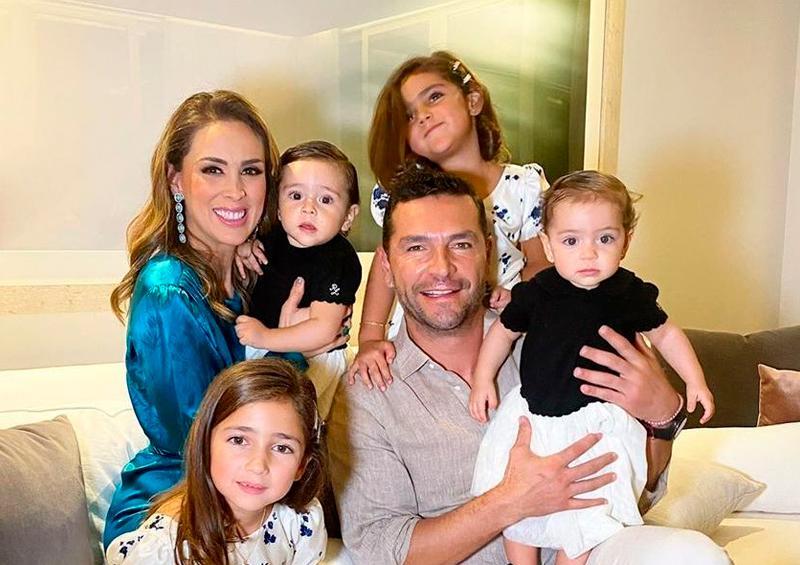Hijas y esposo de Jacqueline Bracamontes se someten a prueba de coronavirus