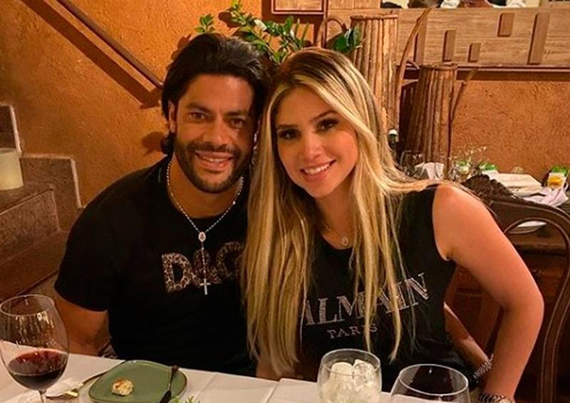 Hulk se casa con la sobrina de su ex esposa
