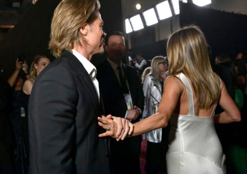 Brad Pitt podría perder la custodia de sus hijos por Jennifer Aniston