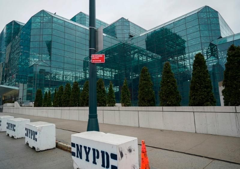 Alcalde de NYC llama a una cuarentena nacional para enfrentar el coronavirus