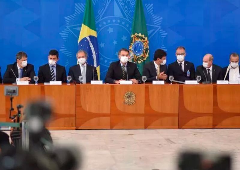 Brasil aprueba suspender pagos de trabajadores durante pandemia