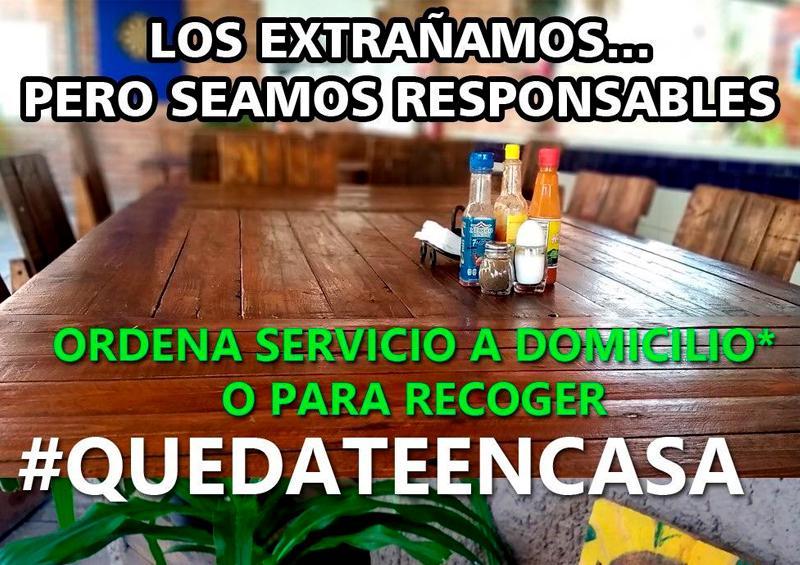 Promueven en La Paz servicio a domicilio
