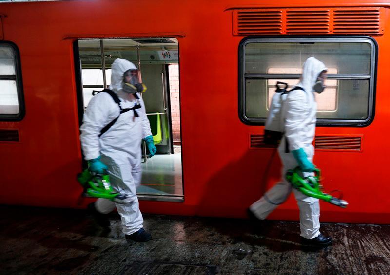 México confirma tercer fallecimiento por coronavirus