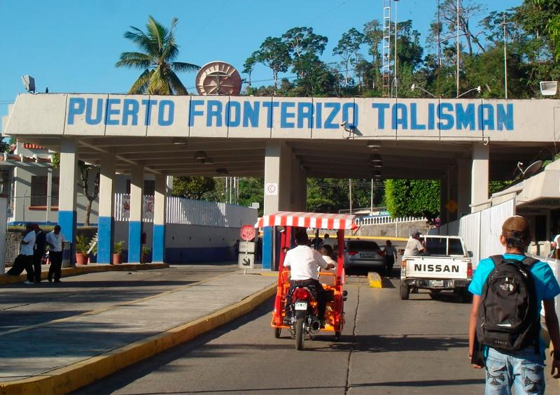 Control sanitario, casi nulo en frontera México-Guatemala