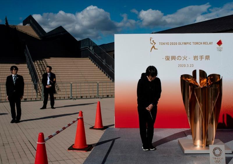 Japón admite que las olimpiadas podrían aplazarse
