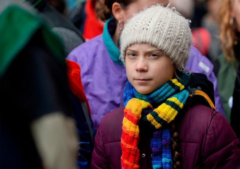 Greta Thunberg se aisló por síntomas de Covid-19
