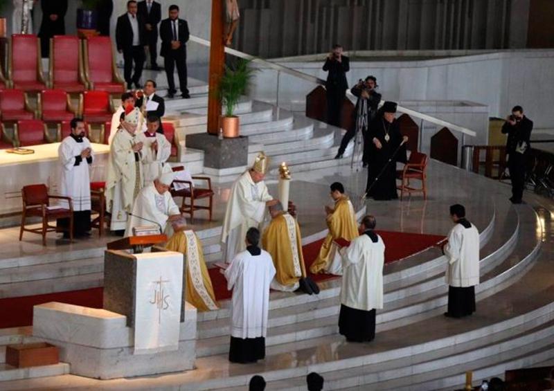 Se suman obispos de México a rezar ante el Covid-19