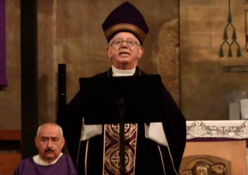 Covid-19 es castigo de dios por aborto: Obispo de Cuernavaca