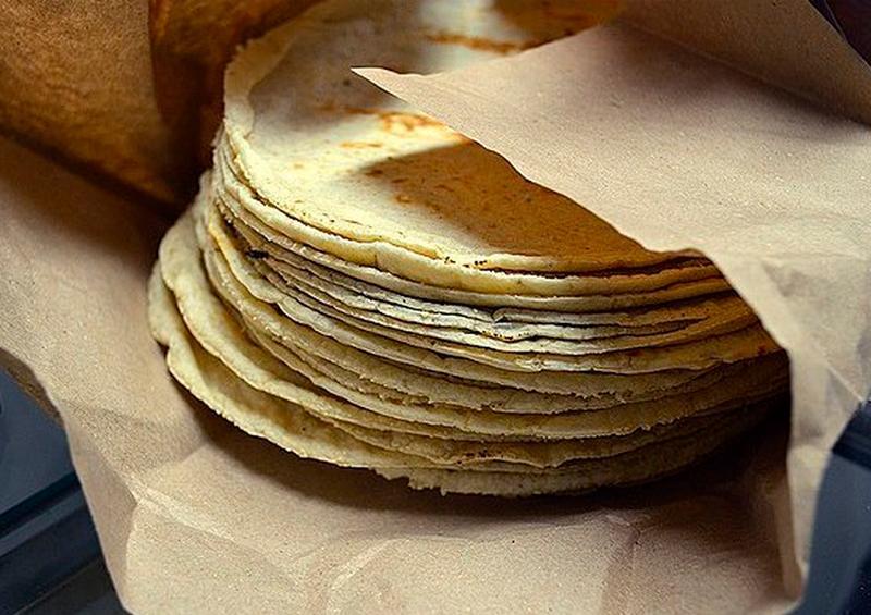 Tortilla podría subir a $20 ante crisis por coronavirus