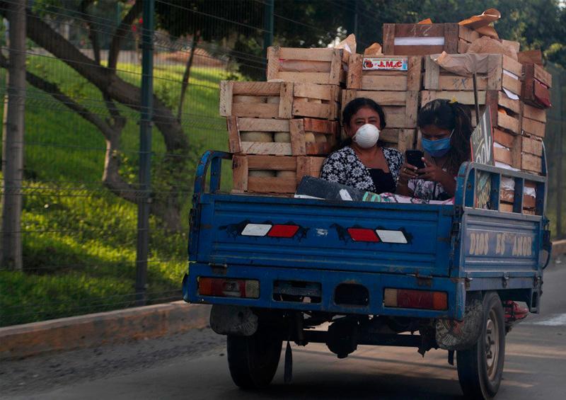 Perú anuncia 2 nuevas muertes un mexicano de 76 años y un hombre de 94