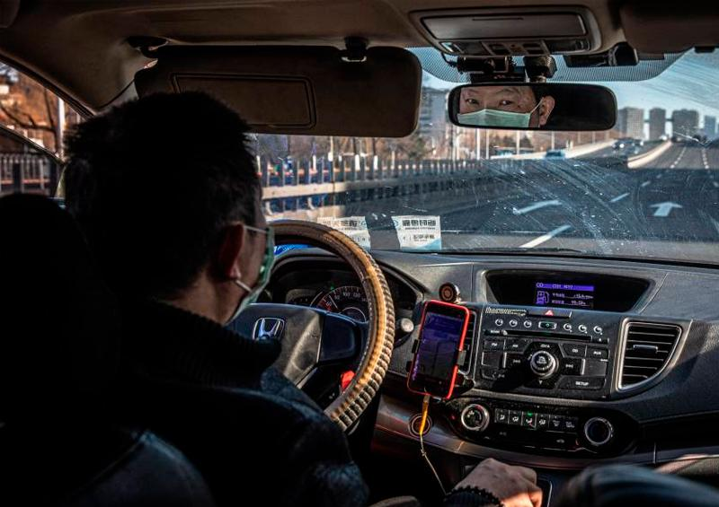 Historia de taxista en tiempos de Covid-19