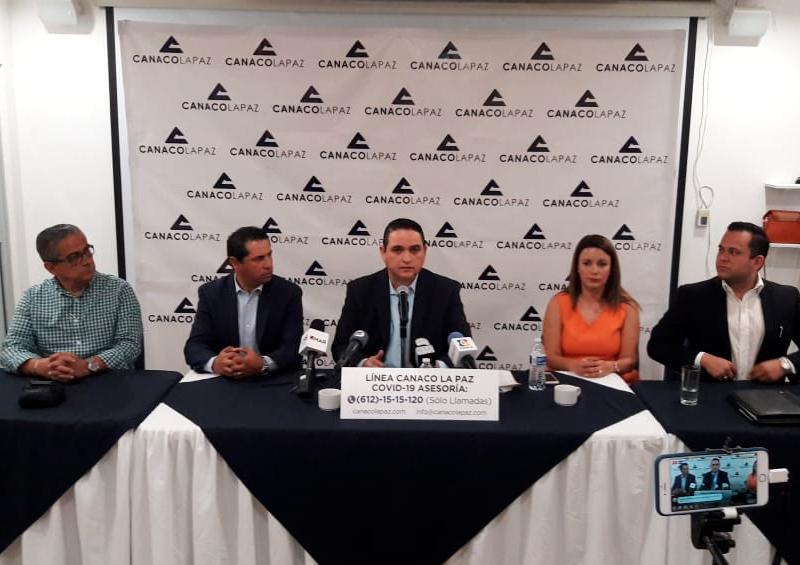 Solicita Canaco estímulos a gobiernos para IP y trabajadores por Covid-19