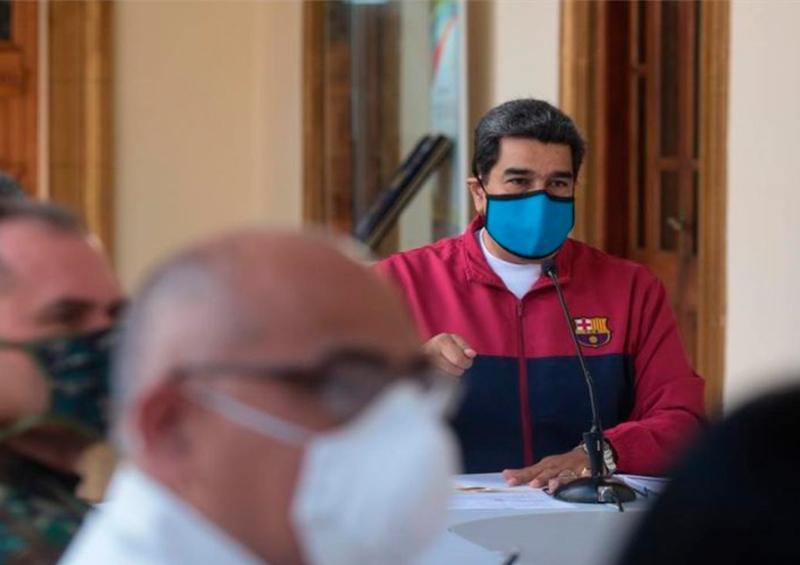 EUA ofrece 15 millones de dólares por captura de Maduro