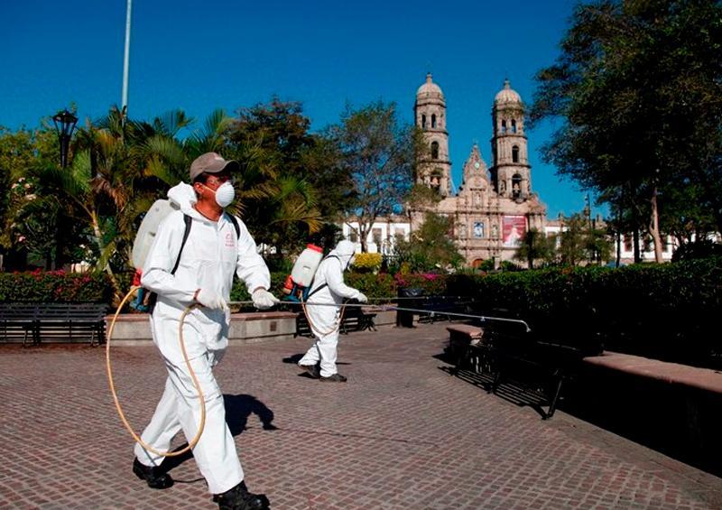 Reportan segunda muerte por COVID-19 en Jalisco