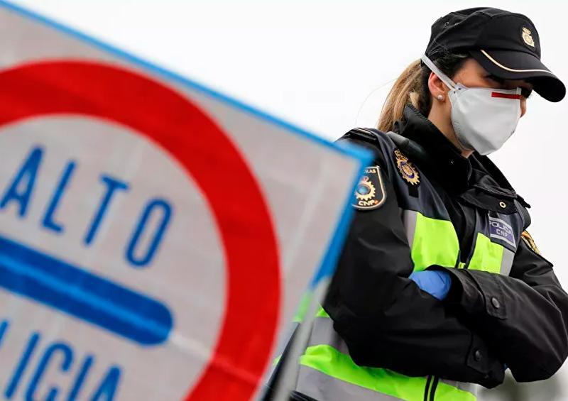 Más de 700 policías en España están infectados por el coronavirus