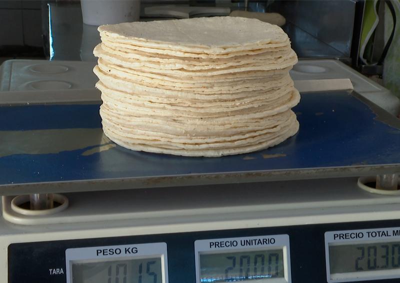 Sancionará Profeco a tortillerías que incrementen sus precios