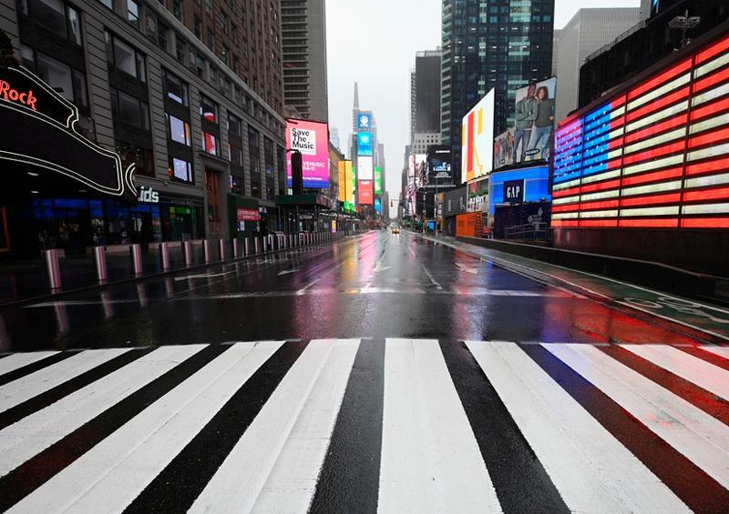 Reportan muerte de un poblano en Nueva York por COVID-19