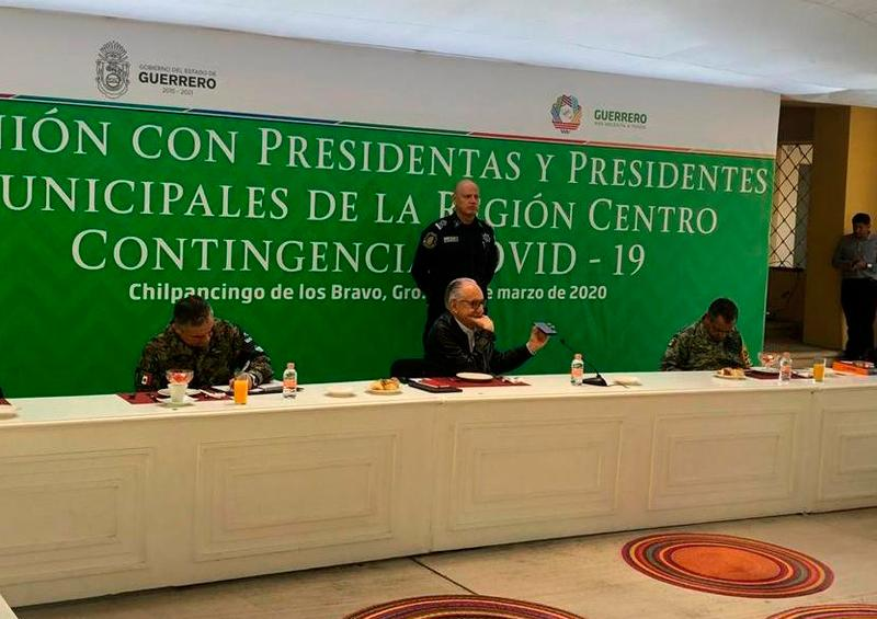 Implementan operativos de seguridad por posibles saqueos en Guerrero