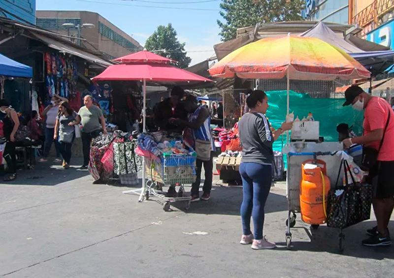 Para los pobres no hay cuarentena en Chile