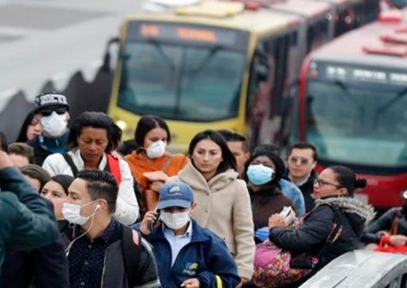 Más de 10 mil Latinoamericanos infectados por COVID-19