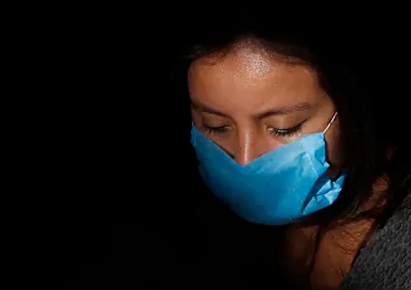 Сrónica de una muerte de coronavirus en México